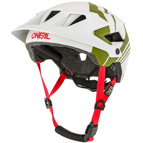 O'Neal Defender 2.0 Kask rowerowy, nova gray/olive